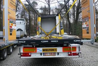 Wielton NS 3 K Полуприцеп шторный