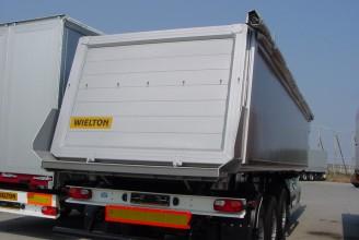 Wielton NW 3 A 33 PK Полуприцеп самосвальный алюминиевый