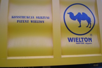 Wielton NW 3 S 33 PK Полуприцеп самосвальный стальной