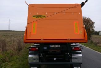 Wielton NW 3 S 40 PK M2 (NW 38 SB/К-M2-45Е-50ST (SIBUGOL)) Полуприцеп самосвальный стальной