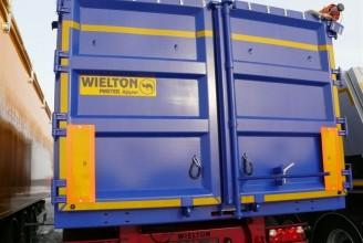 Wielton NW 3 S 44 PD (NW 45 SB M2/Z) Полуприцеп самосвальный стальной